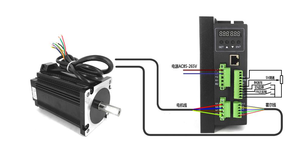 80BL135H60-wiring