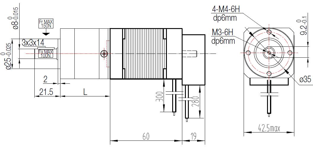 42BL60D30-EC1000-42PL100C